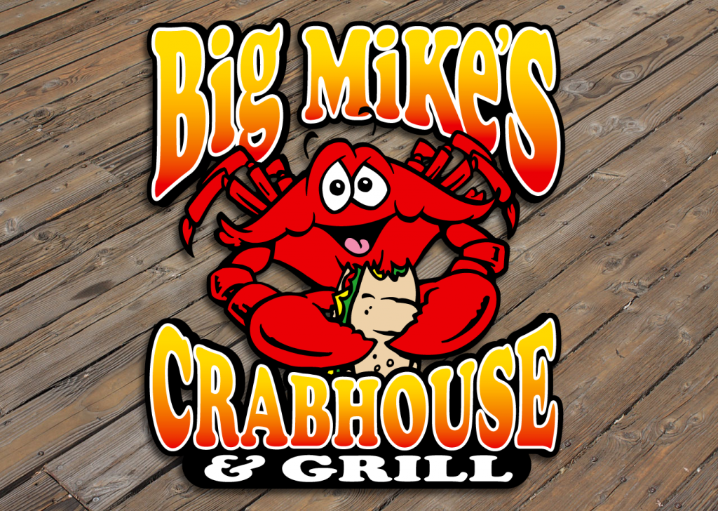 Big Mike's Crabhouse Logo