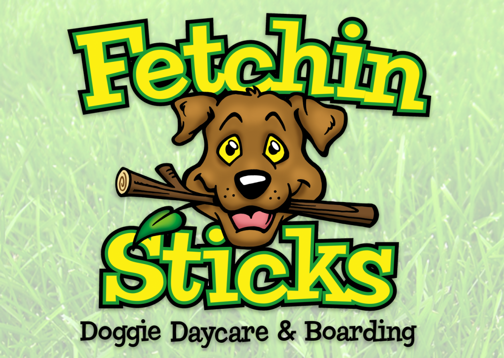 Fetchin Sticks logo