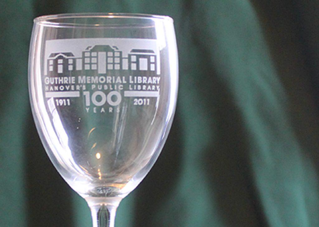 Glassware with Logo