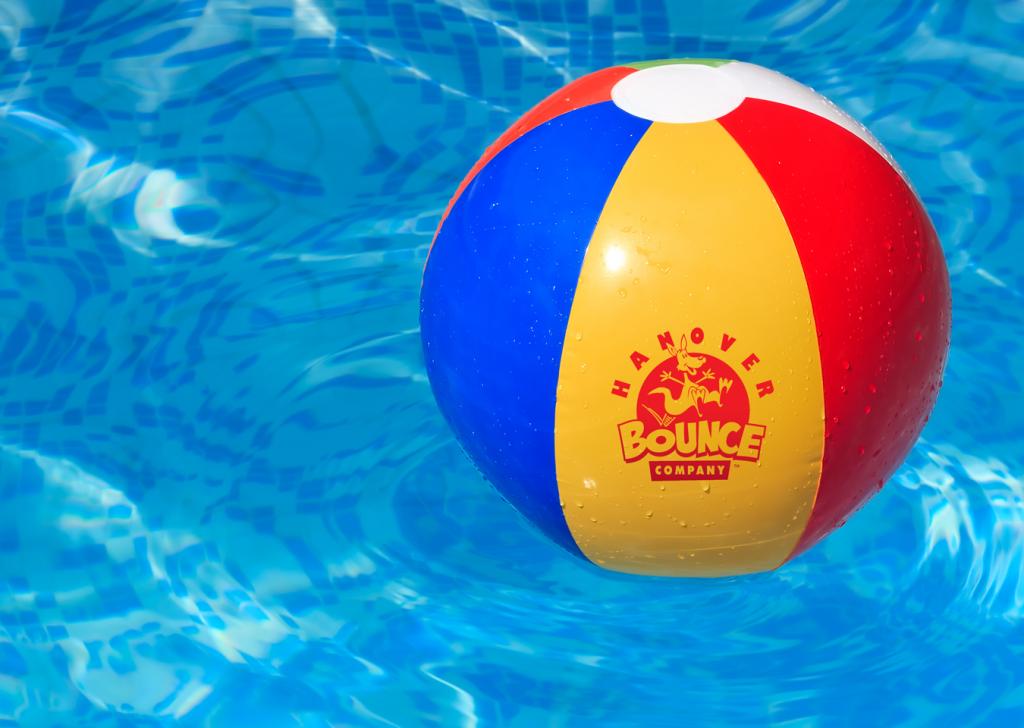 Hanover Bounce Company beachball