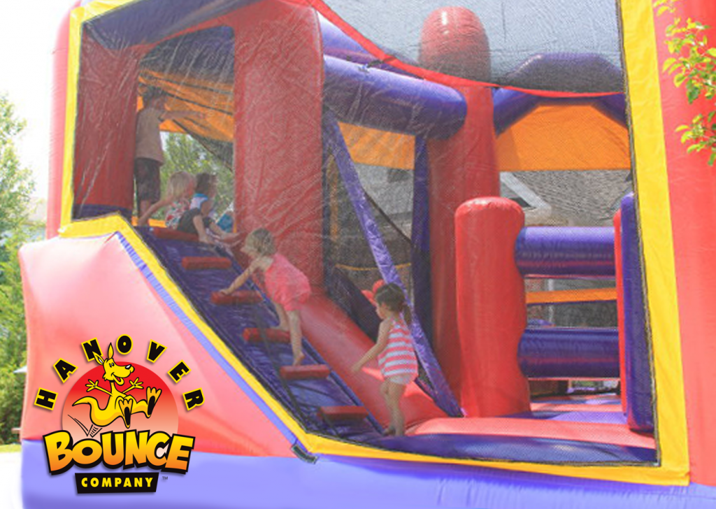 over Bounce Company bounce house