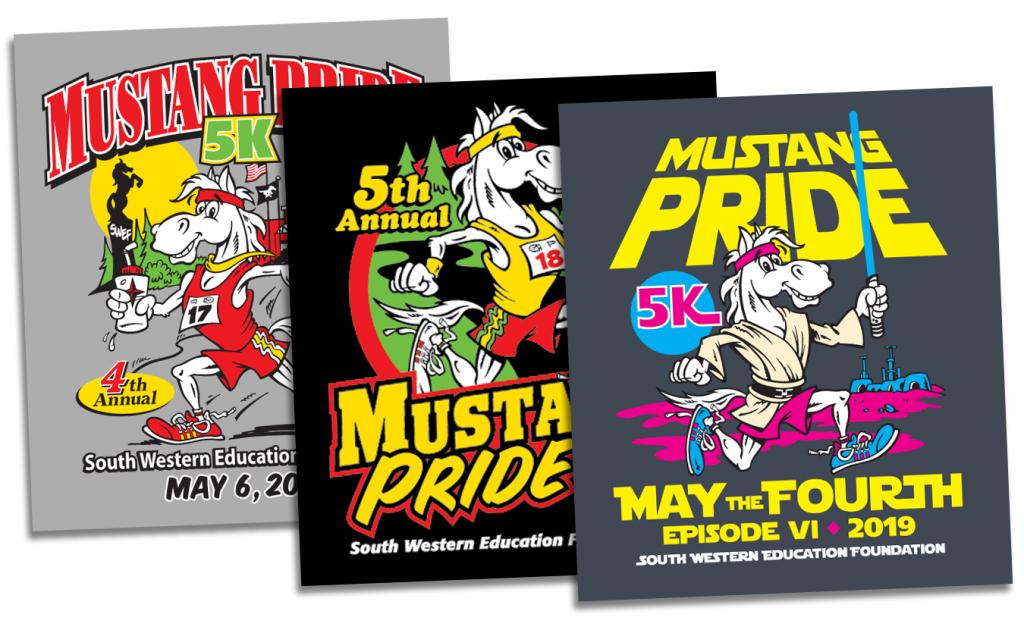 Mustang Pride T-Shirts
