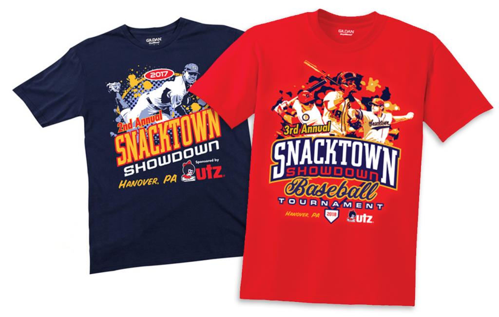 Snacktown Showdown T-Shirts